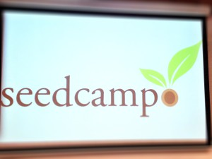 Pitching at Mini-Seedcamp Stockholm