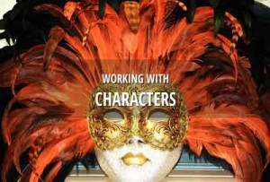 Working with film & TV characters & wardrobe