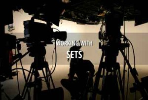 Working with film & TV sets