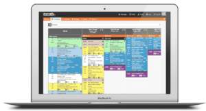 Scheduling & planning for TV, film, video, commercial, VR & 360° productions