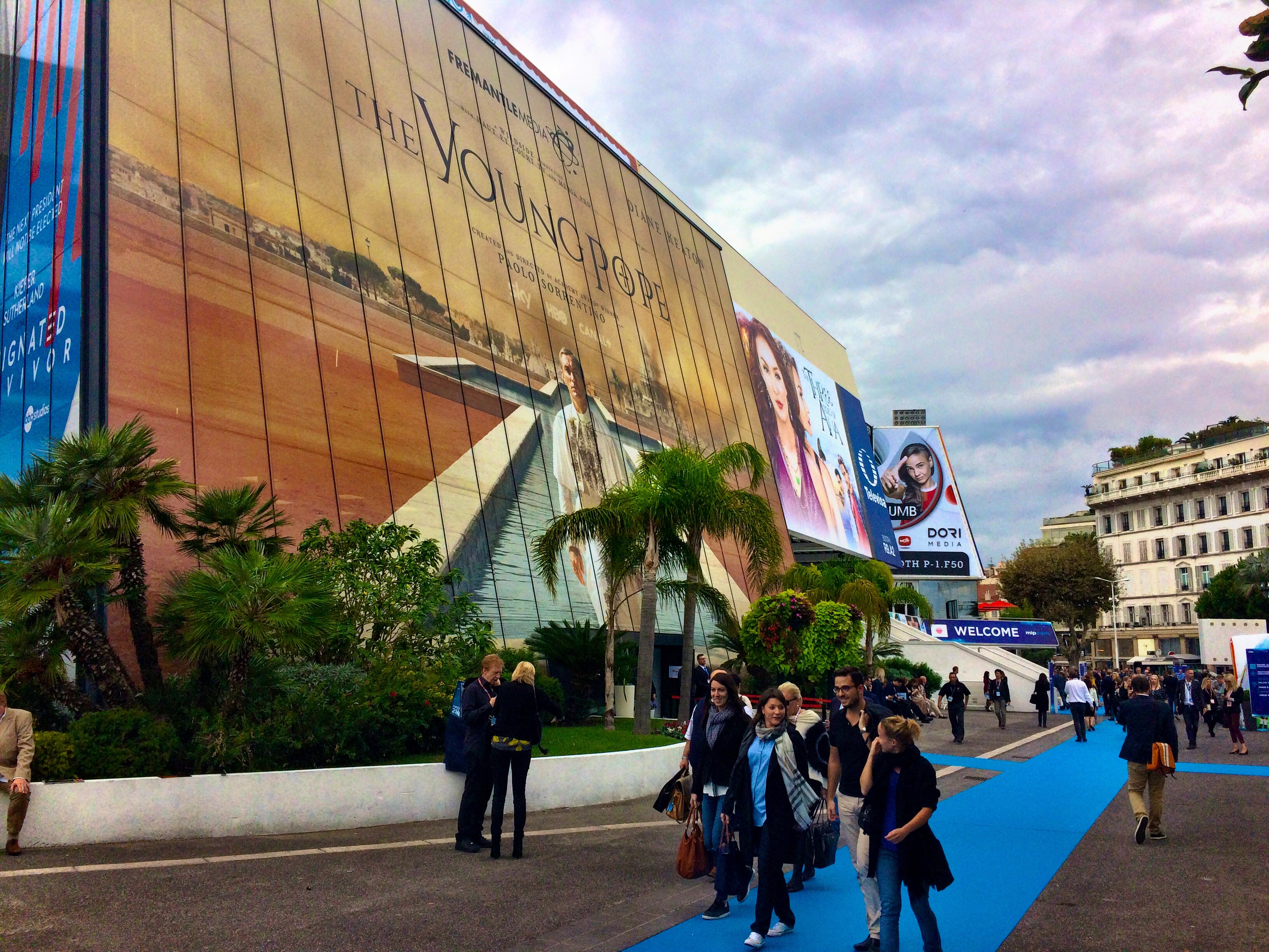 Meet us at MIPCOM 2016