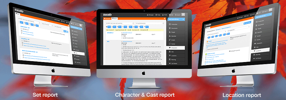 Useful reports to keep the production on track!