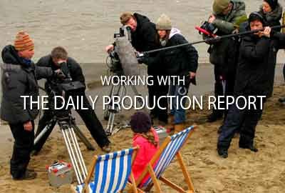 DPR – working with the daily production report
