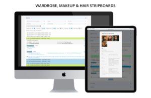 Wardrobe & Makeup Stripboards